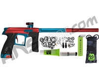 Planet Eclipse Geo CS1 Paintball Gun - Red/Teal