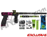 Planet Eclipse Geo CS2 Paintball Gun - Polished Acid Wash Joker Fade