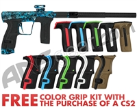 Planet Eclipse Geo CS2 Paintball Gun - Shock Splash