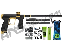 Planet Eclipse Geo CS2 PRO Paintball Gun - Black/Gold