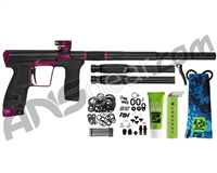 Planet Eclipse Geo CS2 PRO Paintball Gun - Black/Purple