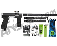 Planet Eclipse Geo CS2 PRO Paintball Gun - Black/Silver