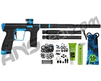 Planet Eclipse Geo CS2 PRO Paintball Gun - Black/Teal