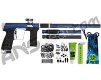 Planet Eclipse Geo CS2 PRO Paintball Gun - Blue Lightning