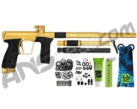 Planet Eclipse Geo CS2 PRO Paintball Gun - Gold/Gold