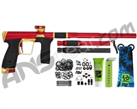 Planet Eclipse Geo CS2 PRO Paintball Gun - Heat Wave