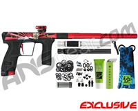 Planet Eclipse Geo CS2 PRO Paintball Gun - Kamikaze Black