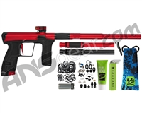 Planet Eclipse Geo CS2 PRO Paintball Gun - Red/Black