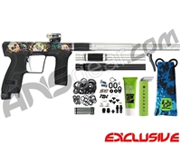 Planet Eclipse Geo CS2 PRO Paintball Gun - Sugar Skull