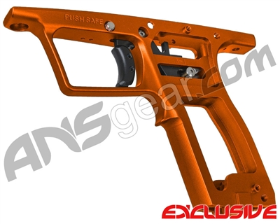 Planet Eclipse GMek Mechanical Frame Kit For GTEK Markers - Sunburst Orange