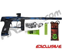 Planet Eclipse Gtek 160R Paintball Gun - Polished Acid Blue