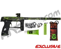 Planet Eclipse Gtek 160R Paintball Gun - Polished Acid Lime