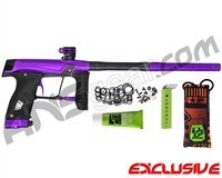 Planet Eclipse Gtek 160R Paintball Gun - Electric Purple/Black