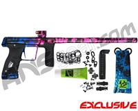 Planet Eclipse Gtek 170R Paintball Gun - Acid Wash Cotton Candy Fade