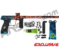 Planet Eclipse Gtek 170R Paintball Gun - Acid Wash Dolphin Orange Fade