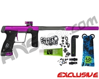 Planet Eclipse Gtek 170R Paintball Gun - Electric Purple/Grey