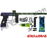 Planet Eclipse Gtek 170R Paintball Gun - Acid Wash Joker Fade