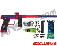Planet Eclipse Gtek 170R Paintball Gun - Navy/Dark Lava