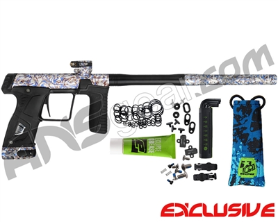 Planet Eclipse Gtek 170R Gun - Nightmare Blue