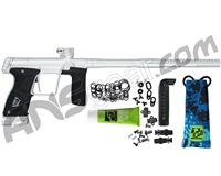 Planet Eclipse Gtek 170R Paintball Gun - Silver/Silver