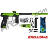Planet Eclipse Gtek 170R Paintball Gun - Sour Apple/Black