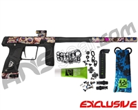 Planet Eclipse Gtek 170R Paintball Gun - Sugar Skulls Black