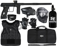 Planet Eclipse Gtek 170R Level 3 Protector Paintball Gun Package Kit