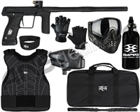 Planet Eclipse Gtek 170R Level 4 Protector Paintball Gun Package Kit