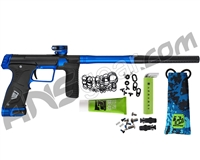 "Planet Eclipse Gtek M170R ""Mechanical"" Paintball Gun - Black/Blue"