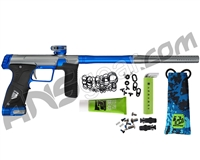 "Planet Eclipse Gtek M170R ""Mechanical"" Paintball Gun - Grey/Blue"