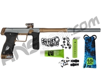 "Planet Eclipse Gtek M170R ""Mechanical"" Paintball Gun - Grey/Earth"