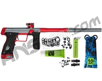 "Planet Eclipse Gtek M170R ""Mechanical"" Paintball Gun - Grey/Red"