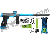 "Planet Eclipse Gtek M170R ""Mechanical"" Paintball Gun - Grey/Teal"