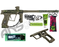 Planet Eclipse GTEK Paintball Gun w/ GMEK Mechanical Frame & Free OLED Board