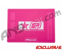 Planet Eclipse Tech Flex Gun Mat - Neon Pink