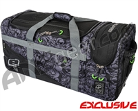Planet Eclipse GX2 Classic Kitbag - Titan Black/Grey