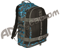 Planet Eclipse GX2 Gravel Backpack - Fighter Blue