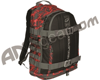 Planet Eclipse GX2 Gravel Backpack - Fighter Red