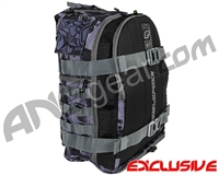 Planet Eclipse GX2 Gravel Backpack - Retro EStar Black/Grey