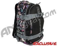 Planet Eclipse GX2 Gravel Backpack - Sugar Skull