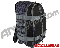Planet Eclipse GX2 Gravel Backpack - Titan Black/Grey