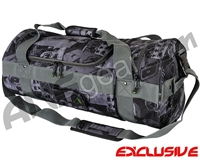 Planet Eclipse GX2 Holdall Gear Bag - Retro EStar Black/Grey