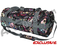Planet Eclipse GX2 Holdall Gear Bag - Sugar Skull