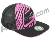 Planet Eclipse Slide Trucker Hat - Pink