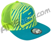 Planet Eclipse Slide Trucker Hat - Zest