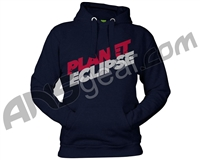 Planet Eclipse Highrise Hooded Sweatshirt - Navy