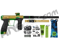 Planet Eclipse Infamous Geo CS2 Paintball Gun - Gold/Lime