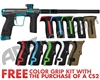 Planet Eclipse Infamous Geo CS2 Paintball Gun - Grey/Teal