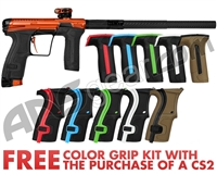 Planet Eclipse Infamous Geo CS2 Paintball Gun - Orange/Black