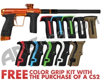 Planet Eclipse Infamous Geo CS2 Paintball Gun - Orange/Orange